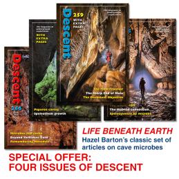 Descent set: Life Under Earth