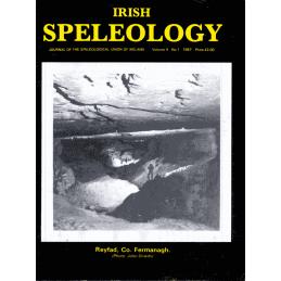 Irish Speleology Vol 4 (1)