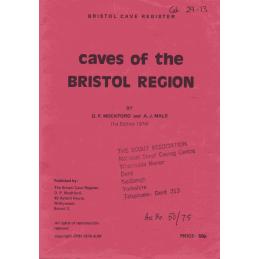 Caves of the Bristol Region