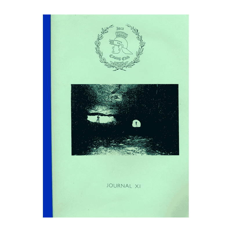 Isca Caving Club Journal
