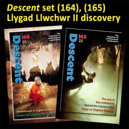 Descent set: Llygad Llwch II discovery