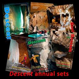 Descent annual sets