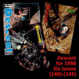 Descent set for 1998