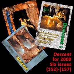 Descent set for 2000