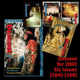 Descent set for 2002