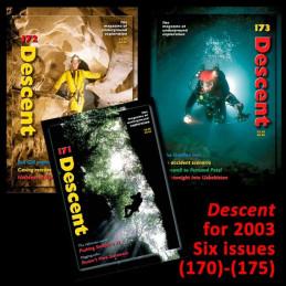 Descent set for 2003