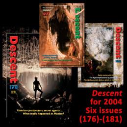 Descent set for 2004