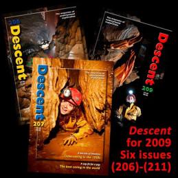 Descent set for 2009