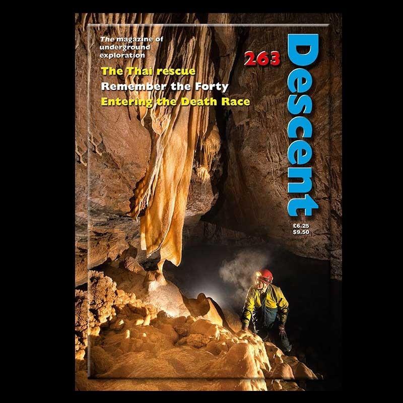 Descent (263) August 2018