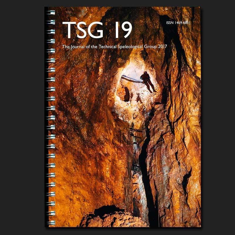 Technical Speleological Group journal (19)