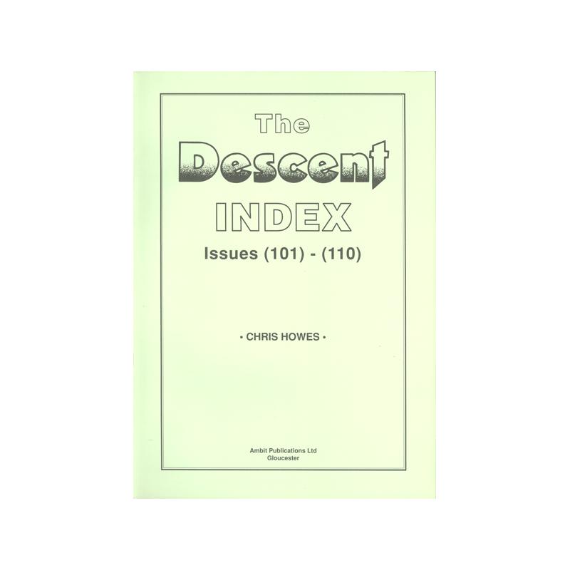 Descent Index (101)-(110)