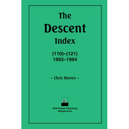 Descent Index (110)-(121)