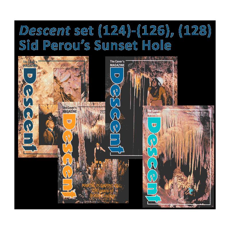 Descent set: Sid Perou's Sunset Hole