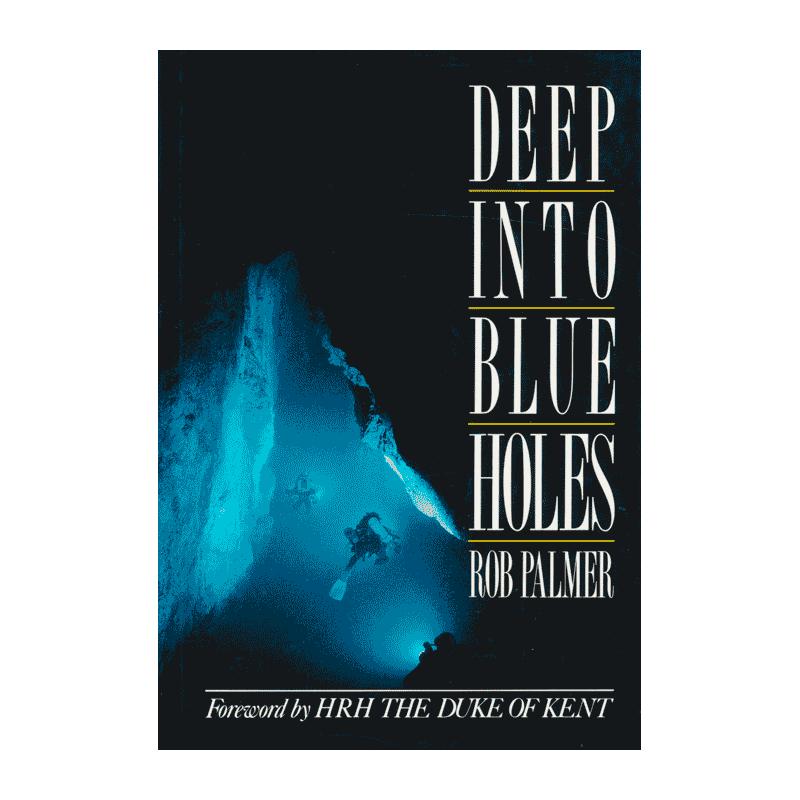 Deep Into Blue Holes