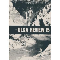 ULSA Review 15