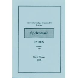 Speleotawe Index