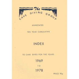CDG Cumulative Index 1969-1978