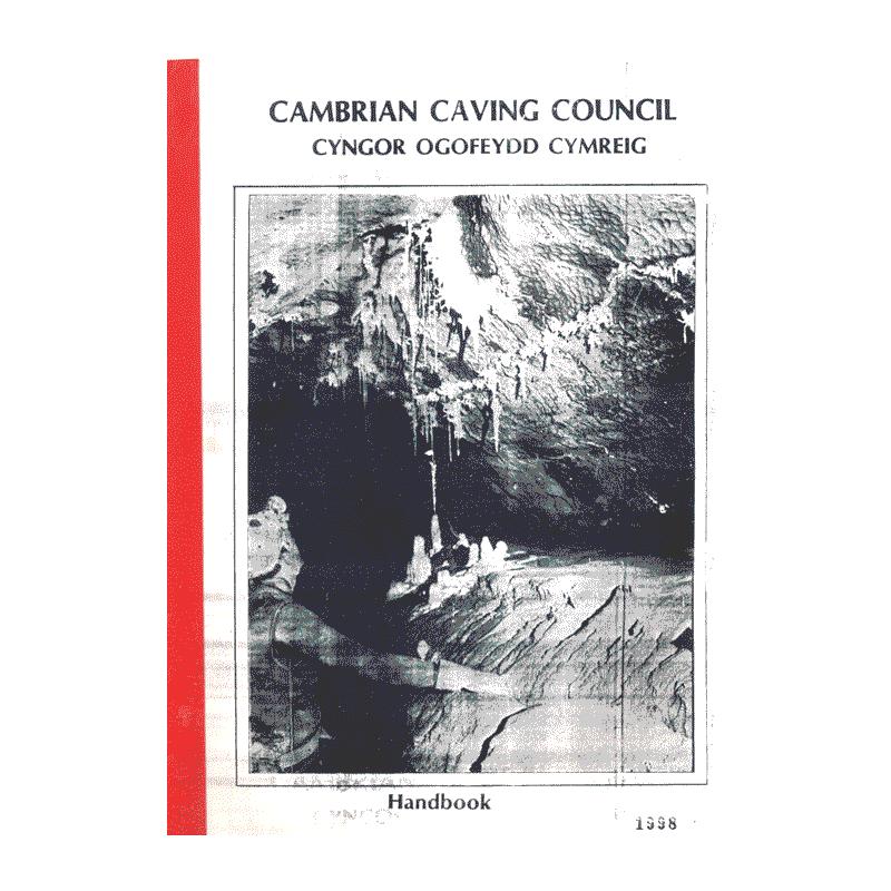 Cambrian Caving Council Handbook 1998